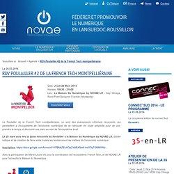 RDV Poulailler #2 de la French Tech montpelliéraine