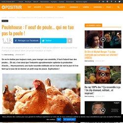 Poulehouse : l'oeuf de poule... qui ne tue pas la poule !