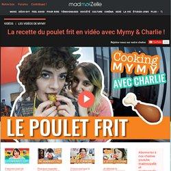 Poulet frit facile : la recette vidéo par madmoiZelle.com