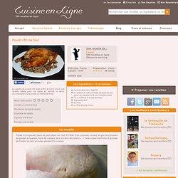 Poulet rôti au four - Recette et temps de cuisson