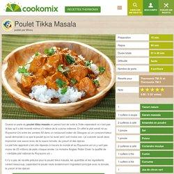 Poulet Tikka Masala au Thermomix - Cookomix