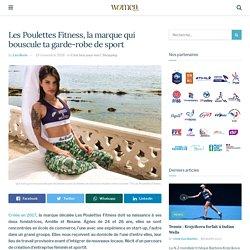 Les Poulettes Fitness, la marque qui bouscule ta garde-robe de sport - Women Sports