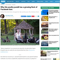 Why this poultry pundit has a growing flock of Facebook fans