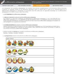 differenciationpedagogique.com - Pour aller plus loin