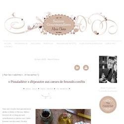 « Pissaladière » d'épeautre aux cœurs de fenouils confits