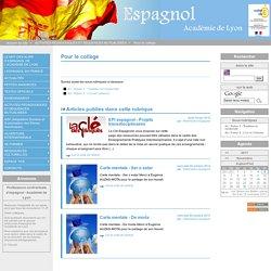 Pour le collège - Espagnol