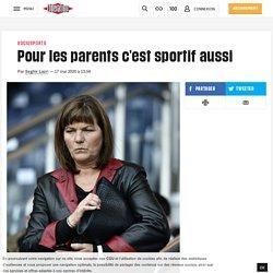 (2) Pour les parents c'est sportif aussi
