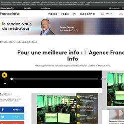 Pour une meilleure info : l 'Agence France Info