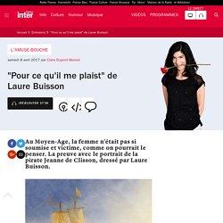 """""""Pour ce qu'il me plaist"""" de Laure Buisson"""