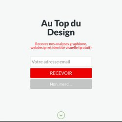 Pourquoi faut-il absolument utiliser des icônes? - Graphiste.com