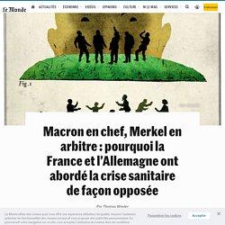 France-Allemagne: deux démocraties à l'épreuve de la pandémie