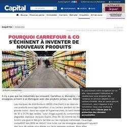 Pourquoi Carrefour & Co s'échinent à inventer de nouveaux produits