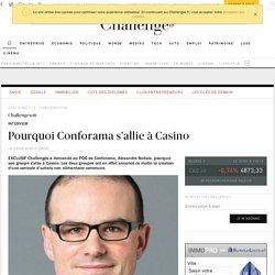 Pourquoi Conforama s'allie à Casino, et donc à Cdiscount, Monoprix et Géant