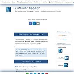 Le QQOQCP