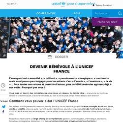 Pourquoi devenir bénévole à l'UNICEF France ?