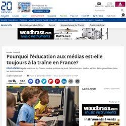 Pourquoi l'éducation aux médias est-elle toujours à la traîne en France?