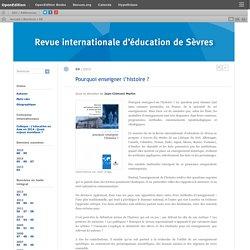 Revue internationale d'éducation-2015
