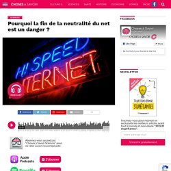 Podcast : la neutralité du NET