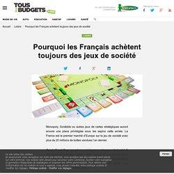 Pourquoi les Français achètent toujours des jeux de société