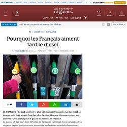 Pourquoi les Français aiment tant le diesel
