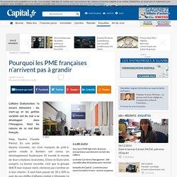 Pourquoi les PME françaises n'arrivent pas à grandir