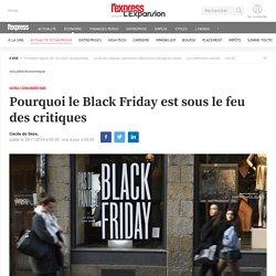 Pourquoi le Black Friday est sous le feu des critiques