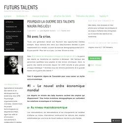 2014 - Pas de guerre des talents !
