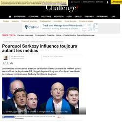 Pourquoi Sarkozy influence toujours autant les médias