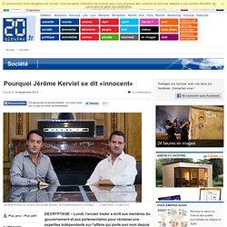 Pourquoi Jérôme Kerviel se dit «innocent»