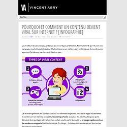 Pourquoi et comment un contenu devient viral sur internet ? [infographie]
