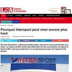 Pourquoi Intersport peut viser encore plus haut