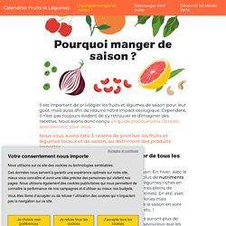 Pourquoi manger de saison ? - Greenpeace France