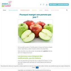 Pourquoi manger une pomme par jour