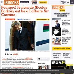 Pourquoi le nom de Nicolas Sarkozy est lié à l'affaire Air Cocaïne