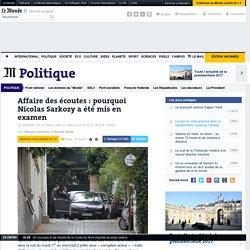 Affaire des écoutes : Nicolas Sarkozy placé en garde à vue