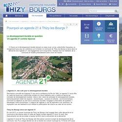 Pourquoi un agenda 21 à Thizy les Bourgs ? - Thizy les Bourgs - Site officiel de la commune
