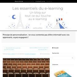 Pourquoi et comment personnaliser vos modules e-learning