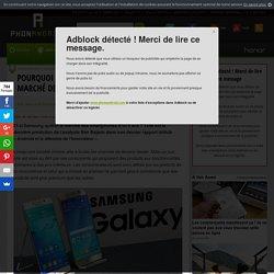 Pourquoi Samsung pourrait quitter le marché des smartphones d'ici 5 ans