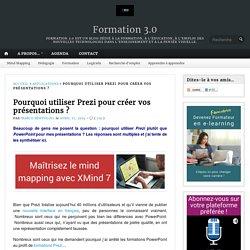 Pourquoi utiliser Prezi pour créer vos présentations ? – Formation 3.0