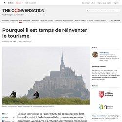 Pourquoi il est temps de réinventer le tourisme