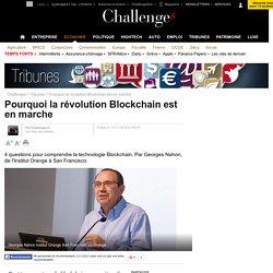 Pourquoi la révolution Blockchain est en marche - 12 novembre 2015