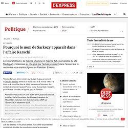 Un ministre nommé Sarkozy