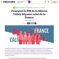 Pourquoi le PIB de la Silicon Valley dépasse celui de la France