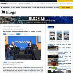 Pourquoi la Silicon Valley s'intéresse autant à l'Inde