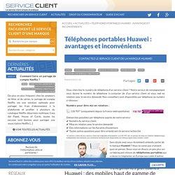 Pourquoi choisir les téléphones portables Huawei ?