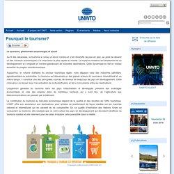 Organisation Mondiale du Tourisme OMT