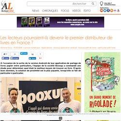 Les lecteurs pourraient-ils devenir le premier distributeur de livres en France ?