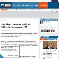 Les lucioles pourraient améliorer l'efficacité des ampoules LED