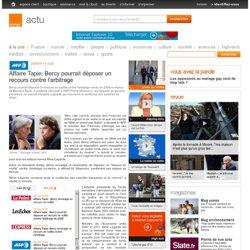 Affaire Tapie: Bercy pourrait déposer un recours contre l'arbitrage
