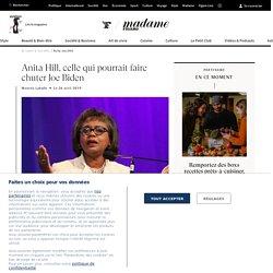 Anita Hill, celle qui pourrait faire chuter Joe Biden - Madame Figaro